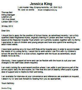 Free Student Teacher Cover Letter Sample