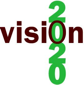 Essay about vision 2020